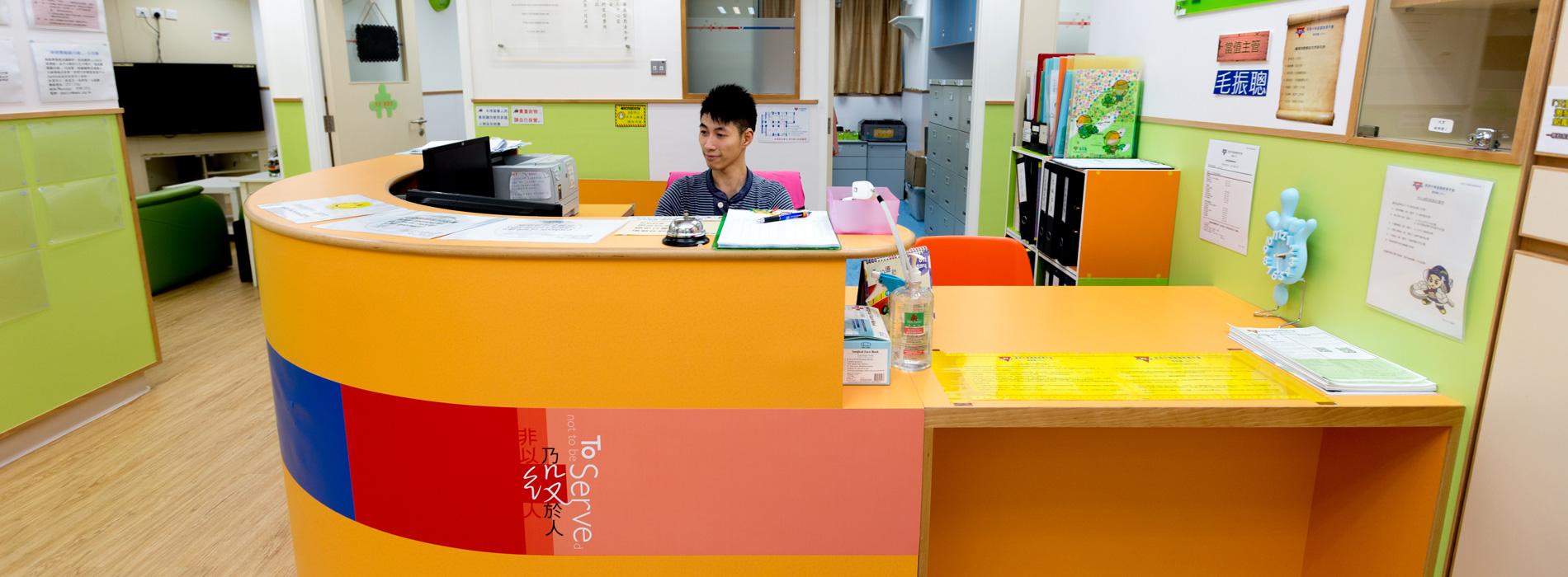 聯青聾人中心服務介紹圖片
